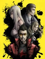 No More Heroes by AbsolumTerror