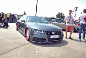 RACEISM Event 2014 - Audi S7 by 2micc