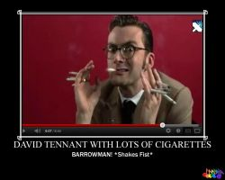 Ten. 10. Tennant. by SonicScrewdriverDD3