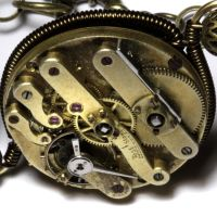 Steampunk Bracelet by CatherinetteRings