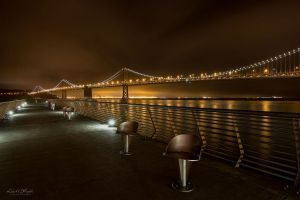 Pier View by LeashaHooker