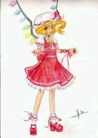 Flandre Scarlet 2 by Capolecos