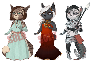 Wee Adopts 2 by danielleclaire