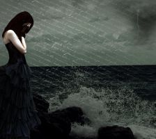 Seven tears into the sea by leafgreen27