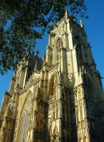 York Minster by Peterodl