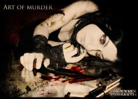 Art of murder by DarkMPhotography