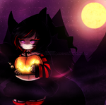 Am I your Trick or Treat? by chocolath