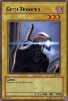 Yu-Gi-Oh Cards Mass Effect 9 by Blackcell8