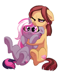 Tiny horse by Lopoddity
