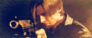 Leon by NatlaDahmer