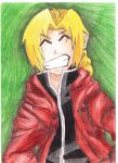 Edward Elric by HewuteQ