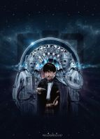 Doctor Who - The Tomb of the Cybermen by willbrooks