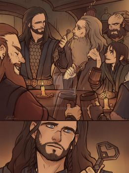 The Hobbit: Key of Erebor by Kibbitzer