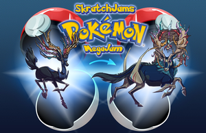 Skratchjams Pokemon MEGA JAM | Xerneas by UltimateTattts