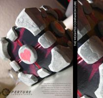 The Weighted Companion Cube by fake-x