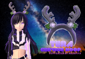 MMD TERA -CERVINE HOOP- [DOWNLOAD][DL] by Milionna