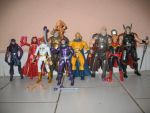 the allfather series marvel legends by wotan03