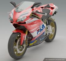 DUCATI_vray1WP by D3r3x