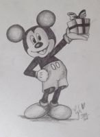 Mickey by xCyhx