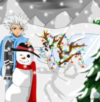 Winter Contest Entry xxjaninex by Toushiro-Hitsugaya