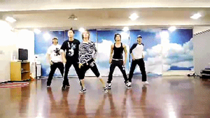 Shinee Lucifer dance 2 GIF by Gogelmogel