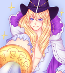 Cavendish, Le Prince Pirate by Ayat-Chan