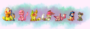 PMD - Going smaller and smaller ~ by miflore