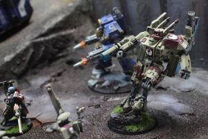Armies on Parade: Combined Arms (2013) by jstncloud