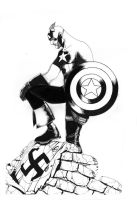 Captain America by Toks-S