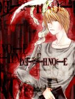 Death Note: The Kira by scarlet-visions
