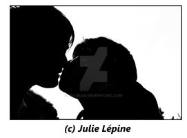 For a kiss by Julielle