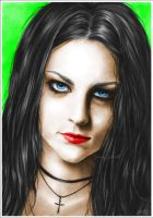 Amy Lee by nikki13088