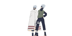 MMD adult kakashi WIP by Littleaerith2140