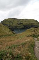 Tintagel Cliff 07 by neverFading-stock