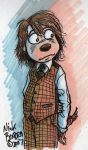 Ralph Notices by Phraggle