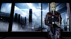 Mass Effect Cosplay 2 by ajramos3