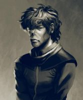 Tyrion Lannister by lenadrofranci
