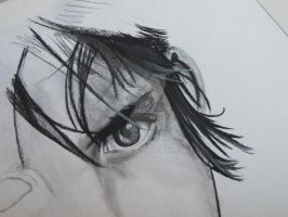 Practice in charcoal by yoyieez