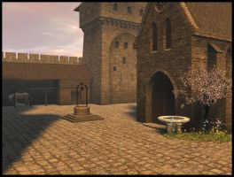 The Courtyard by ED-resources