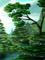 Terraced Sanctuary [For Sale] by TreeCree