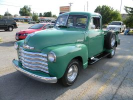 Super Clean Classic Chevy by Perceptor