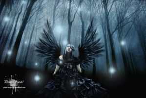 The Angel From My Nightmare by badcciintra