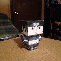 Sai CubeeCraft by SuperVegeta71290