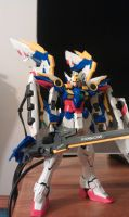 Wing Gundam Ver. EW by StrikeRougeMk2