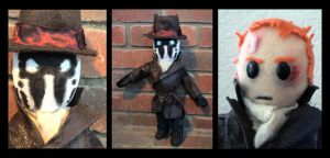 Rorschach is a Doll by MichellePrebich