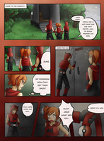 Pokemon Ruby Comic: Putting out the Fire Page 6 by cocosnowlo