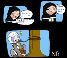 Nightmare Assassin's Creed P64 by MilkToothCuts
