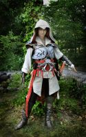 Cosplay: Ezio Auditore De Firenze by Angels-Leaf