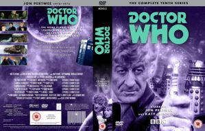 DOCTOR WHO CLASSIC  SERIES 10 by MrPacinoHead