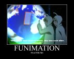 Funimation by InvaderPumpkinQueen